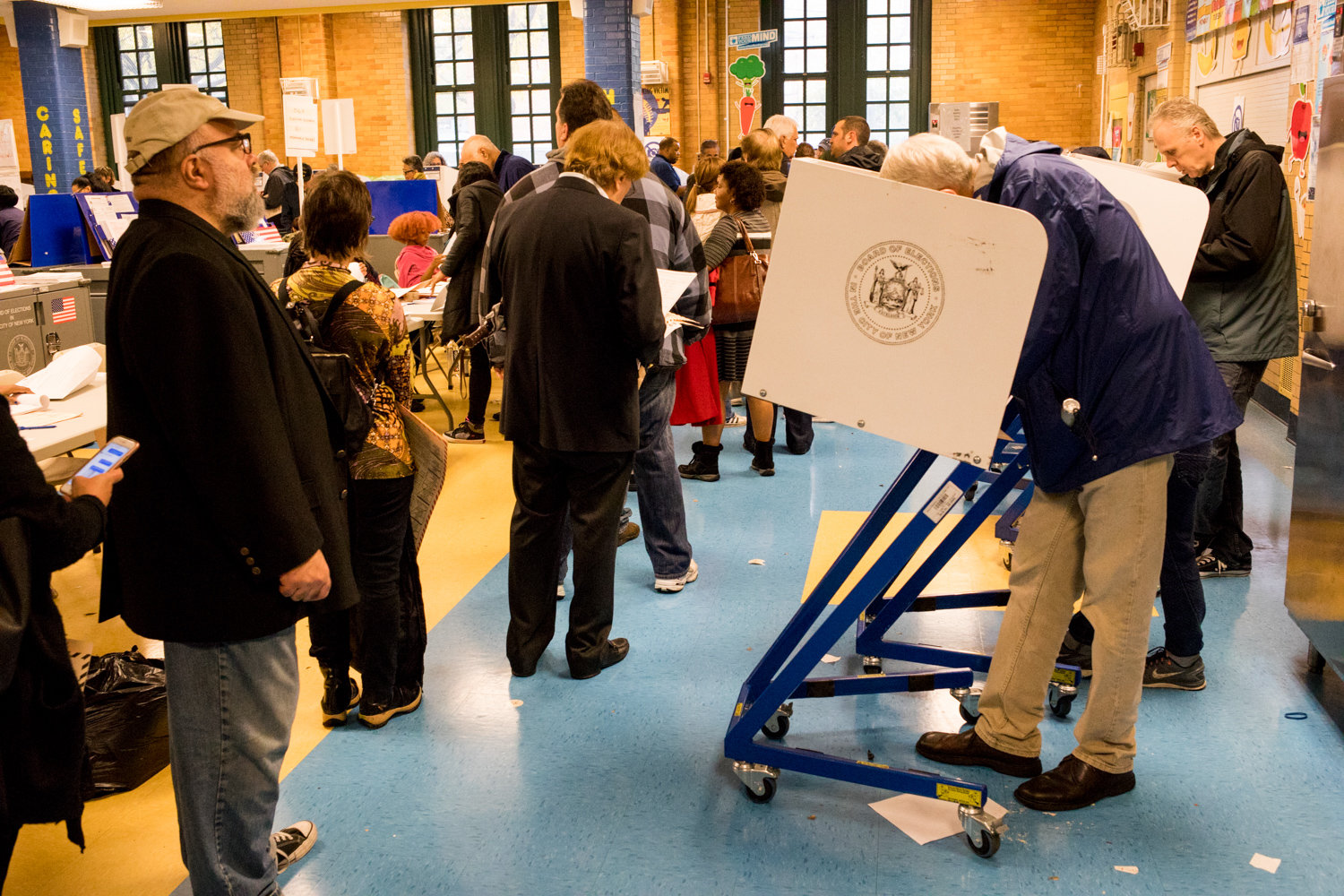 Unaffiliated voters looking to cast a ballot in the April 28 presidential primary election need to register with a party by Feb. 14. New York is one of 12 states with closed primaries.