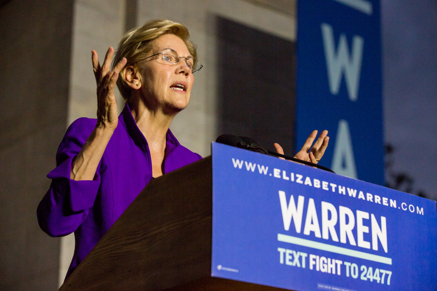 Unaffiliated voters who want to vote for Massachusetts Sen. Elizabeth Warren or any of her challengers in the Democratic primary on April 28 have until Feb. 14 to register with the party. New York is one of 12 states that still have closed primaries.