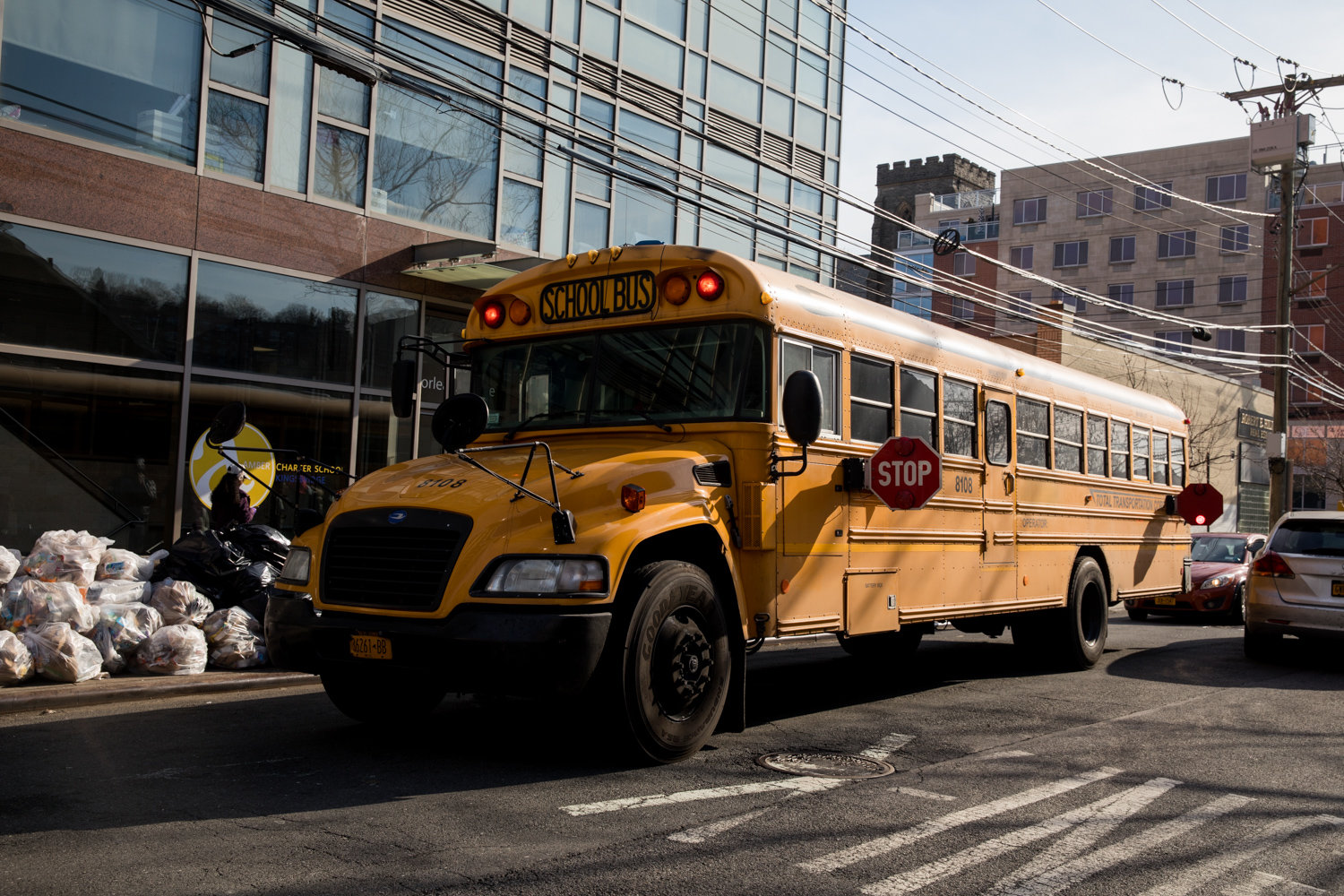 Parents may soon have to find alternative means of getting their children to school, if Amber Charter moves forward with plans to discontinue bus service.
