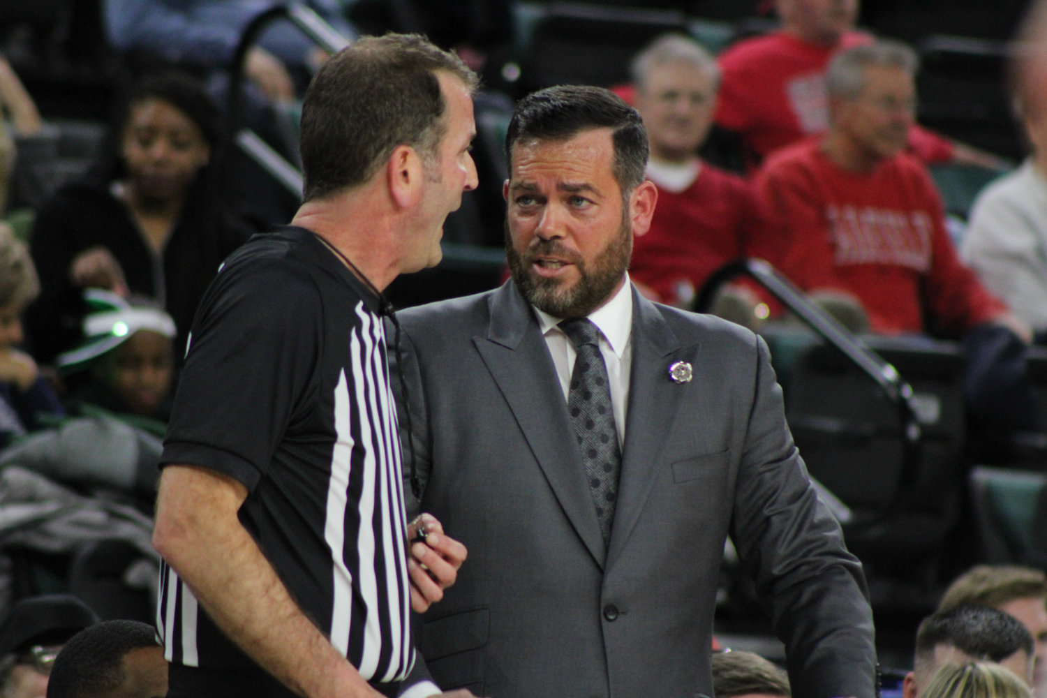 Manhattan basketball coach Steve Masiello is trying to get used to the new normal as he tries to recruit for next year's team in this new, evolving pandemic era.