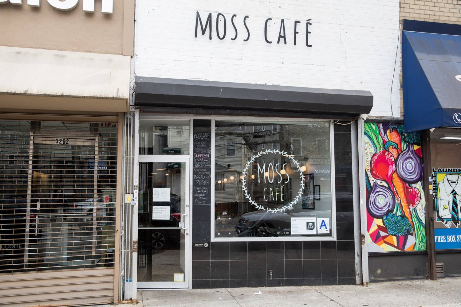 Moss Cafe temporarily closed its Johnson Avenue doors March 19 in a bid to get ahead of any statewide shutdown surrounding the coronavirus pandemic. It is unclear when it might reopen.