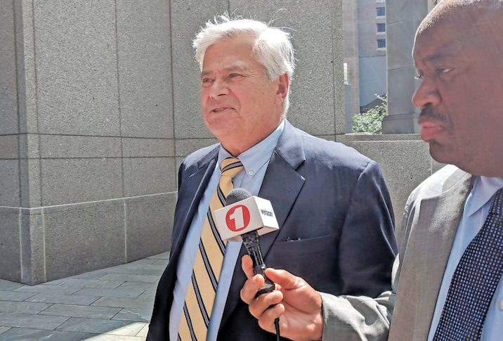 Former state Sen. Dean Skelos, who in his heyday helped give power to former state Sen. Jeffrey Klein's Independent Democratic Conference, seeks an early release from prison because of coronavirus fears. He was convicted in 2018 in a corruption scandal that included his son.