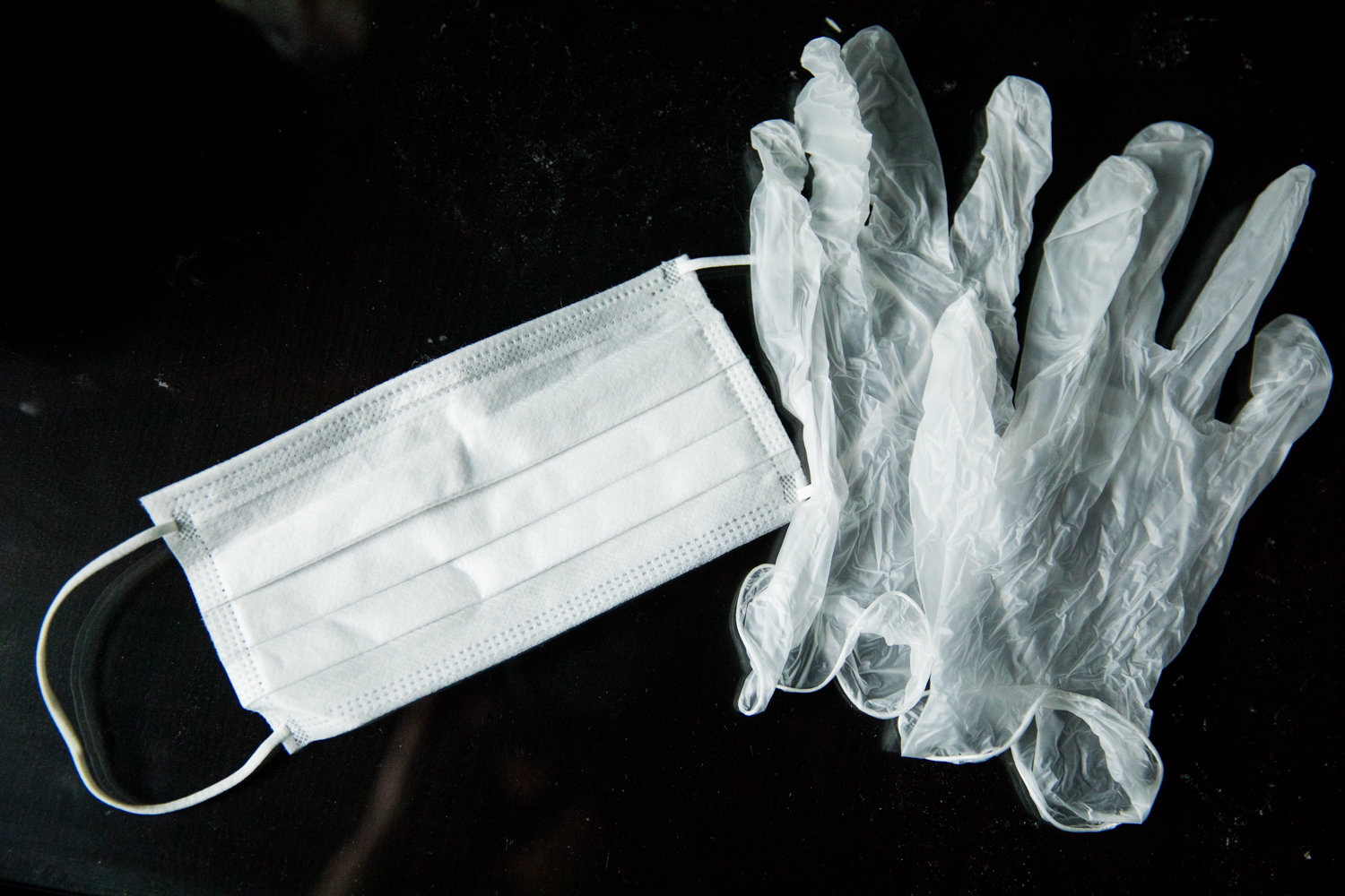 There is a critical need for gloves and masks in hospitals throughout the Bronx — and the city — where there are patients afflicted with COVID-19.