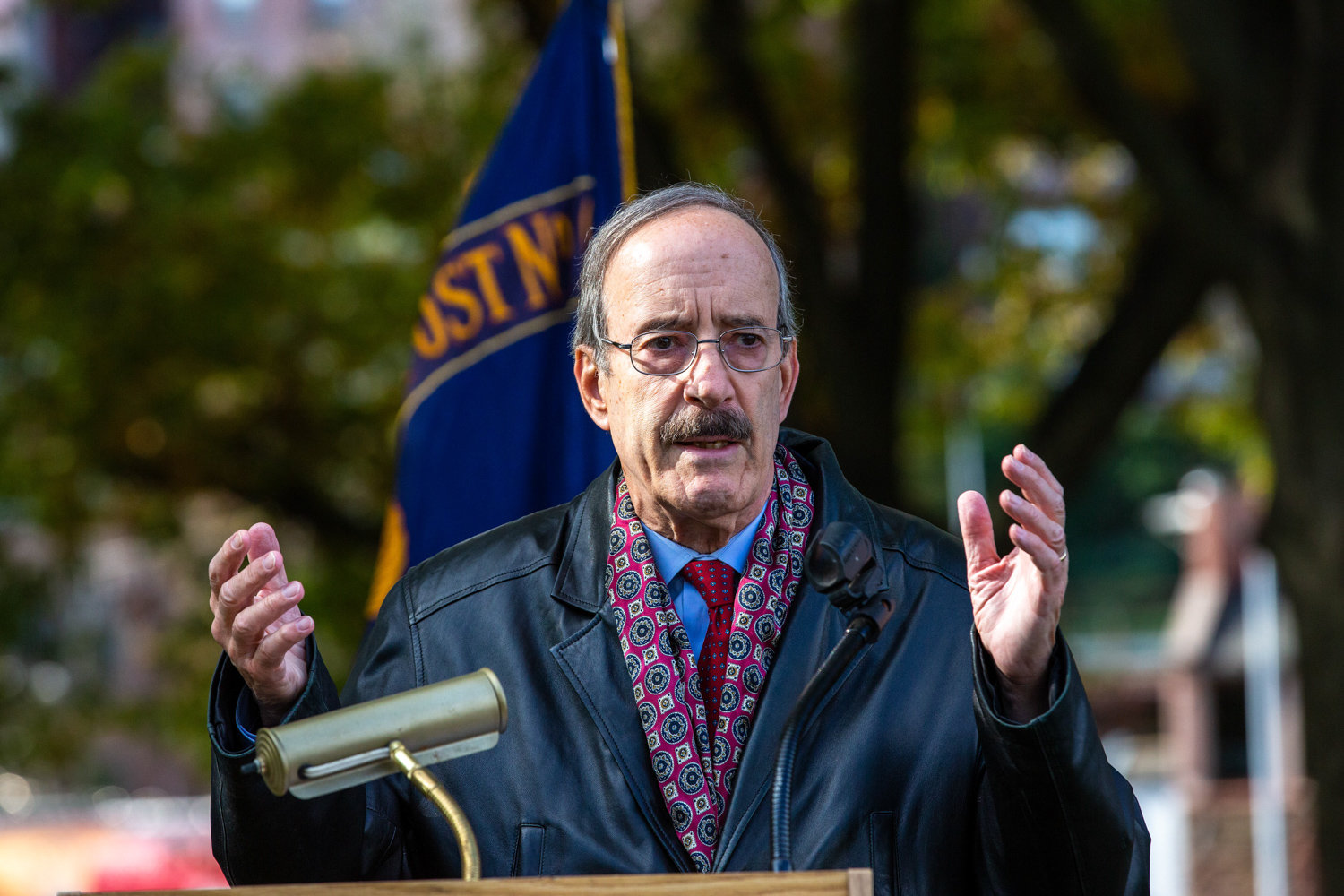 U.S. Rep. Eliot Engel leveraged his international connections as chair of the House Foreign Affairs Committee to jumpstart production at a Malaysian factory to produce a key component for a CPAP mask a Florida medical manufacturer says can help people suffering from COVID-19.