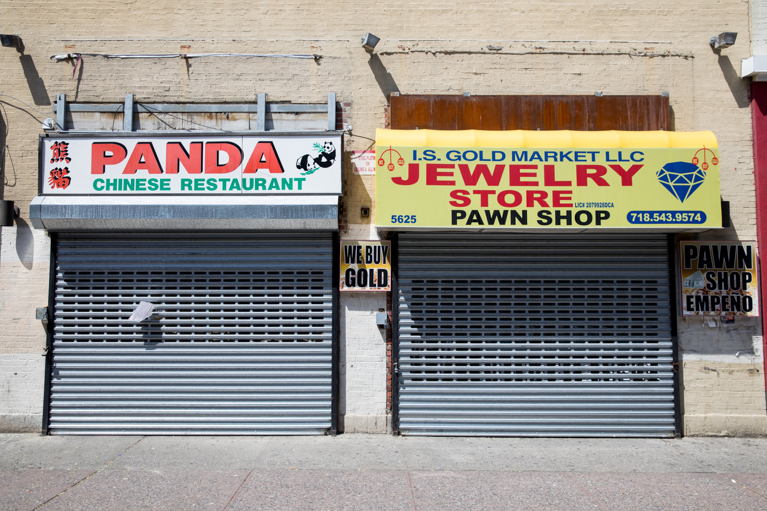 For a time, Gold Market Jewelry Store at 5625 Broadway was closed as the coronavirus pandemic raged. But not long after it reopened, the store was attacked last week, just hours after a citywide curfew was enacted. Nearly $100,000 worth of gold was taken, according to the store's owner.