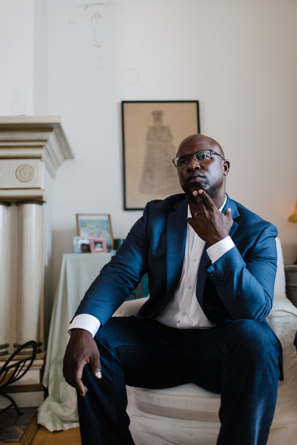 Health care and criminal justice reform are key pillars of Jamaal Bowman's campaign platform. He looks to unseat U.S. Rep. Eliot Engel in the upcoming Democratic primary on June 23.