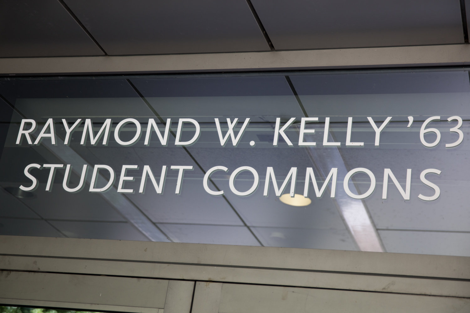 A 1963 alum of Manhattan College, Raymond Kelly is more widely known as the longest-serving police commissioner in the city's history. Yet, students and faculty are pushing to rename his Kelly Commons campus building in light of the protests against police brutality that have swept the nation.