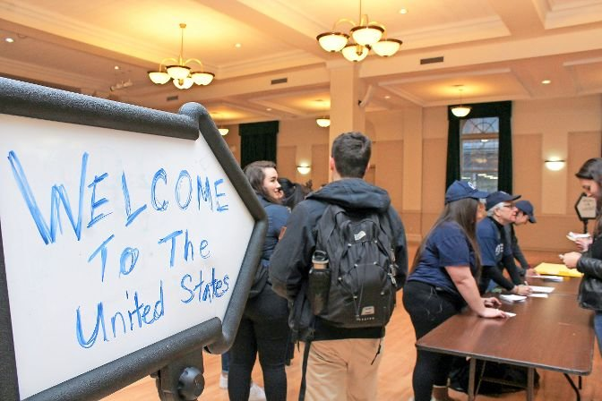 International students across the country faced an immigration scare earlier this month after the Trump administration said they would have to return home if their American schools were only offering online classes in the fall. The White House reversed its position on international students several days later after public backlash.