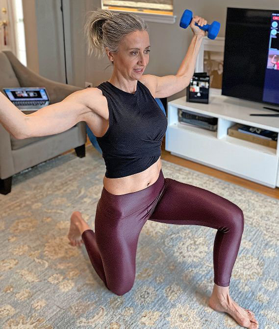 The Riverdale Neighborhood House has worked to stay connected as a community despite being apart. Pilates instructor Kiki Georgiadou feels her students are more than just students. They are important to her, especially during the coronavirus pandemic.