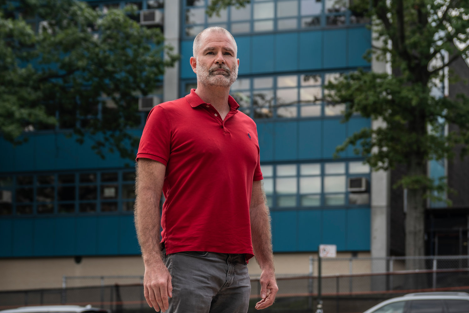 Michael Flanagan has taught social studies at Riverdale/Kingsbridge Academy for the past 14 years. But this academic year is sure to be unlike any other due to the coronavirus pandemic. And to him, it might not be safe for students to return to school just yet.