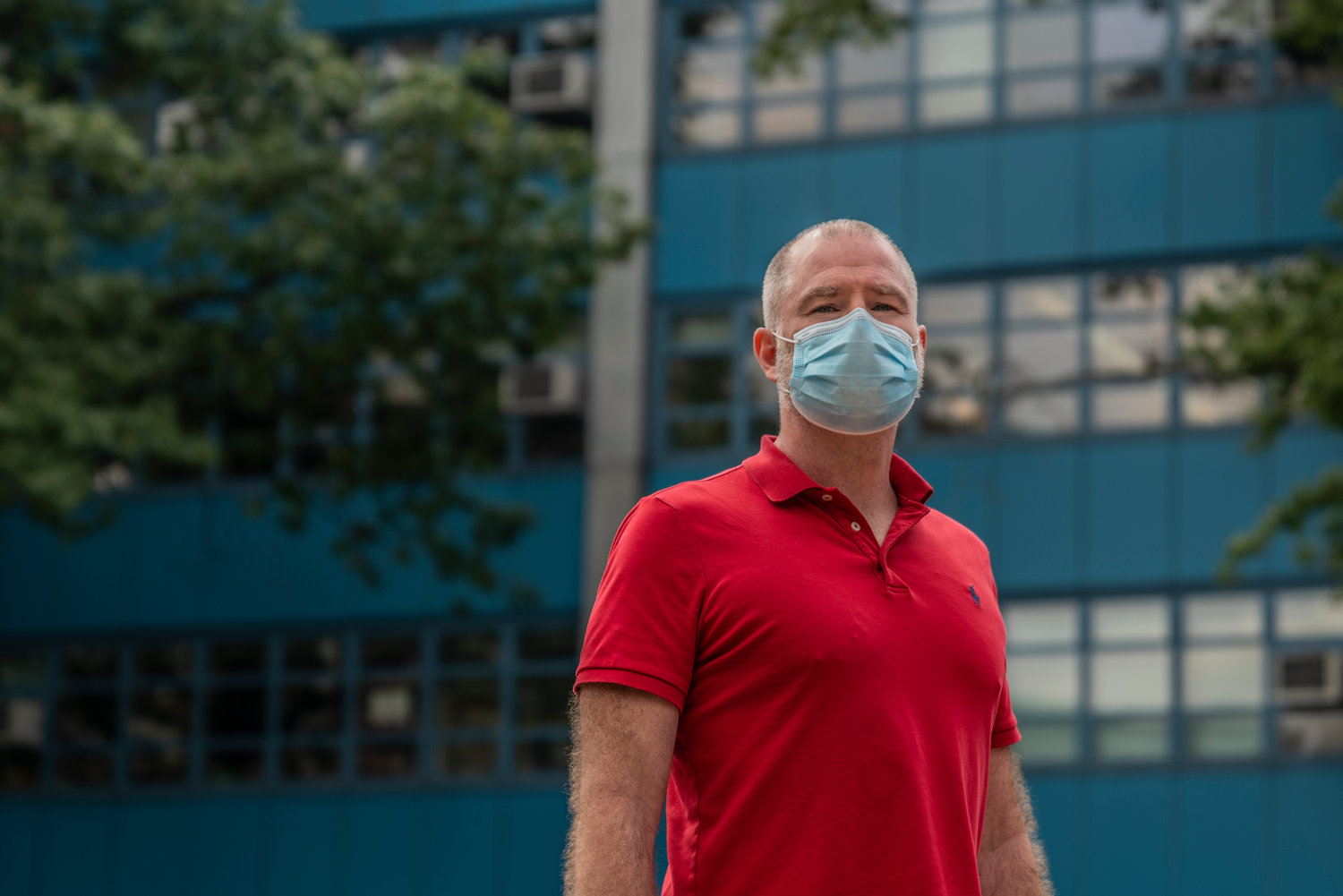 There's a lot on the line in terms of safety this academic year. And while Riverdale/Kingsbridge Academy teacher Michael Flanagan doesn't think his school building is prepared for coronavirus pandemic-era teaching, it's actually several steps ahead compared to other Bronx public schools.