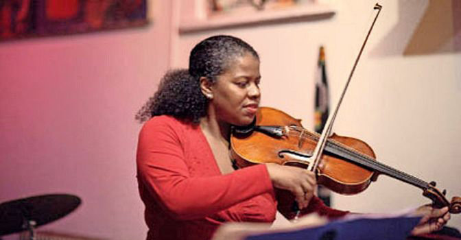 Professional jazz violist, longtime educator, and veteran non-profit administrator Judith Insell is the new artistic director of the Bronx Arts Ensemble. Insell hopes to refocus the ensemble's creative vision to further explore what she describes as the vast cultural diversity of the Bronx.