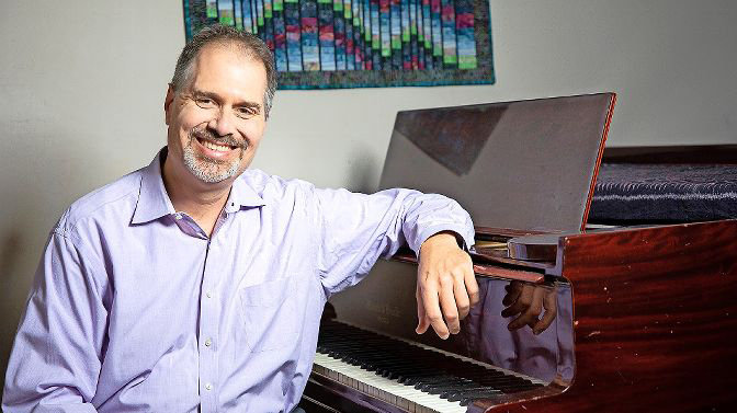 Ron Drotos, a professional improvisational pianist, has taught online long before fellow tutors shifted to videoconferencing apps. In July, Drotos, along with 50 students, created 'World Piano Jam,' a four-minute virtual orchestra.