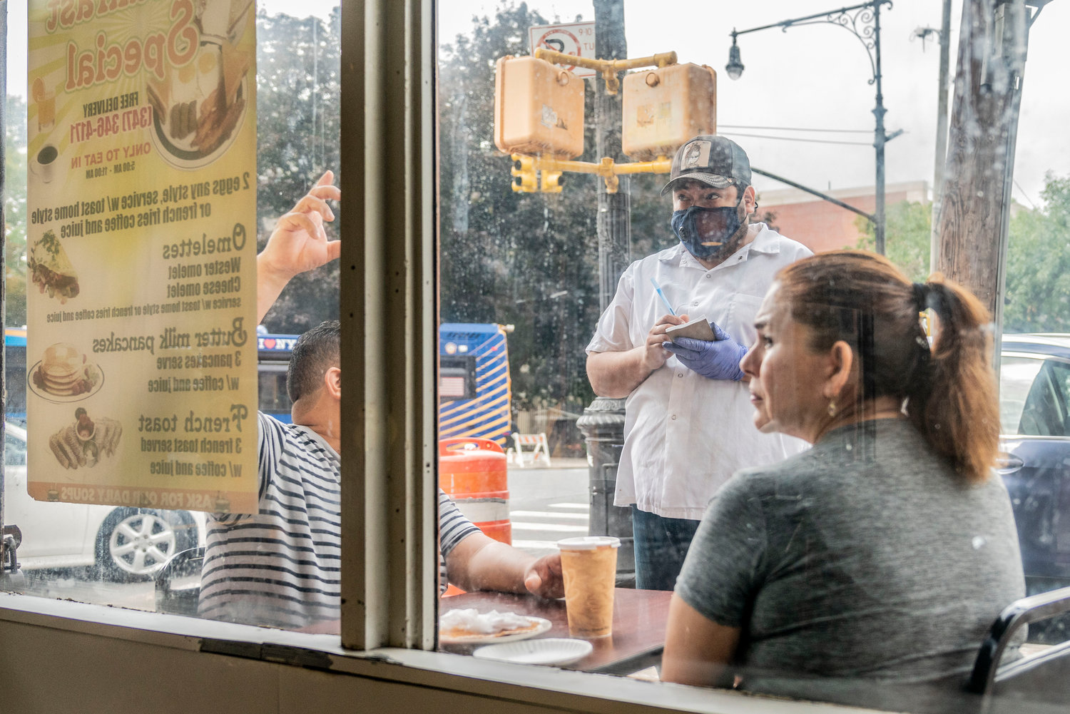 Outdoor dining hasn't been enough to save the Kingsbridge Donut Shop, and even opening up inside, their small space just won't generate enough revenue to keep the doors open, owner Fernando Rodríguez said. After 20 years in business, the shop is expected to close for good later this month.
