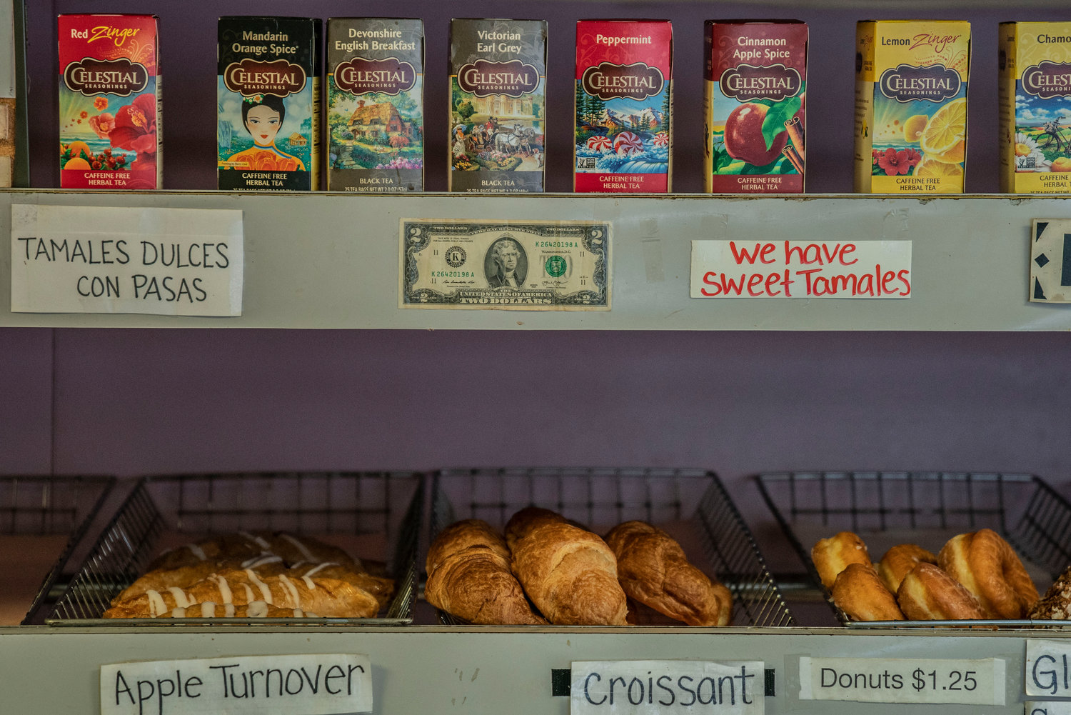 A beloved breakfast and pastry shop, the Kingsbridge Donut Shop has been a neighborhood staple for 20 years. But seven months into the coronavirus pandemic, the shop isn't able to keep up with its rent, says owner Fernando Rodríguez. He expects to close the diner later this month.