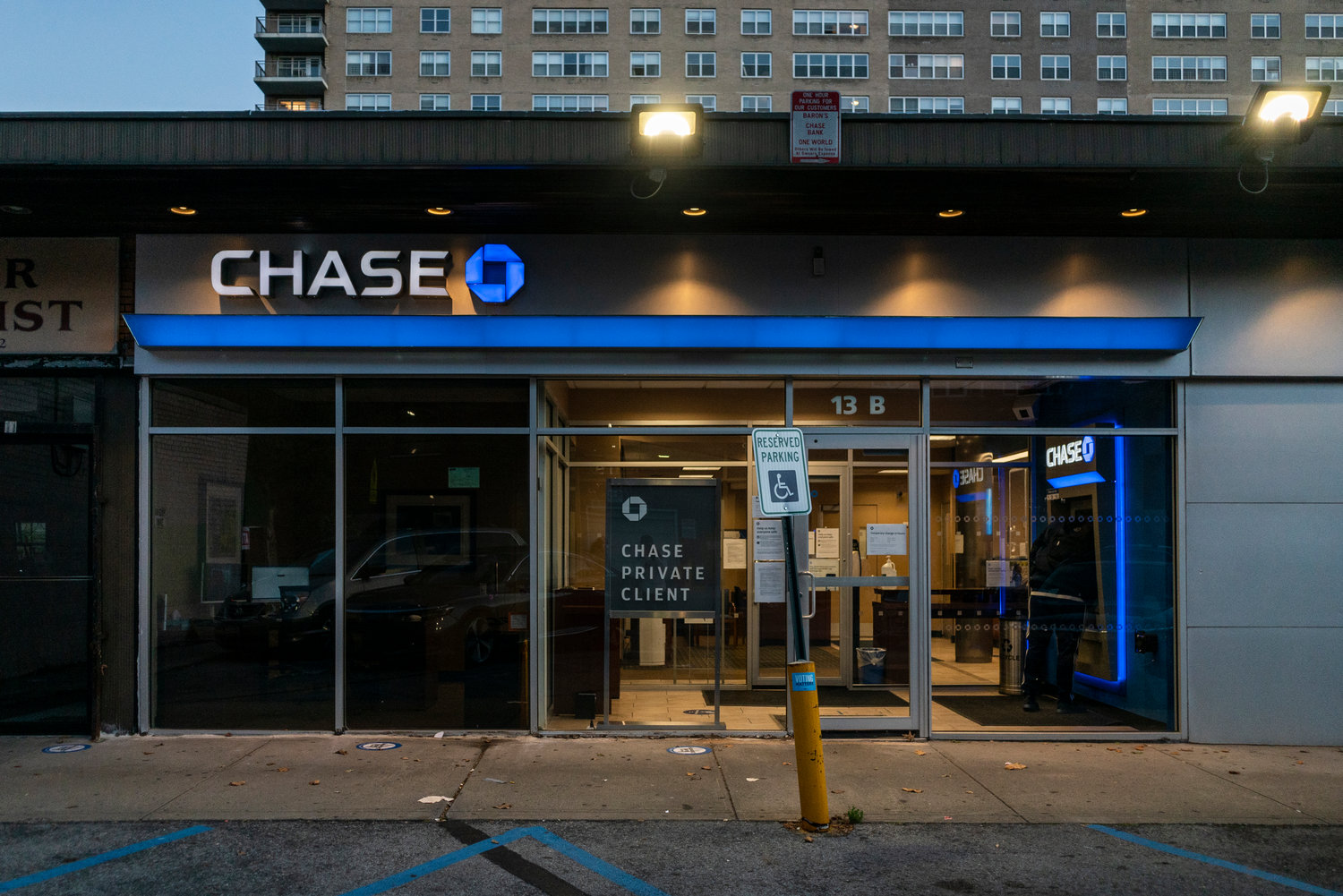 The impending closure of Chase Bank on Knolls Crescent has prompted rallies, community board resolutions, and many social media posts — all imploring JPMorgan Chase to keep the branch open.