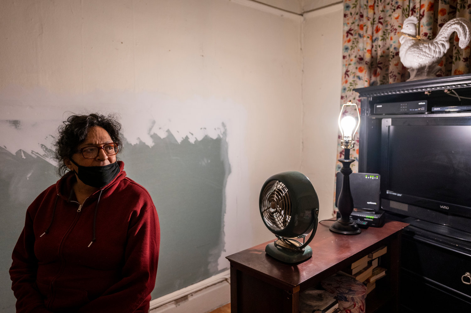 Regina Hall has lived at 3801 Review Place for 50 years, but says over the last few years, unwelcome guests from the rodent family have joined her. Even when a new landlord took over, Hall says the mouse infestation only got worse.