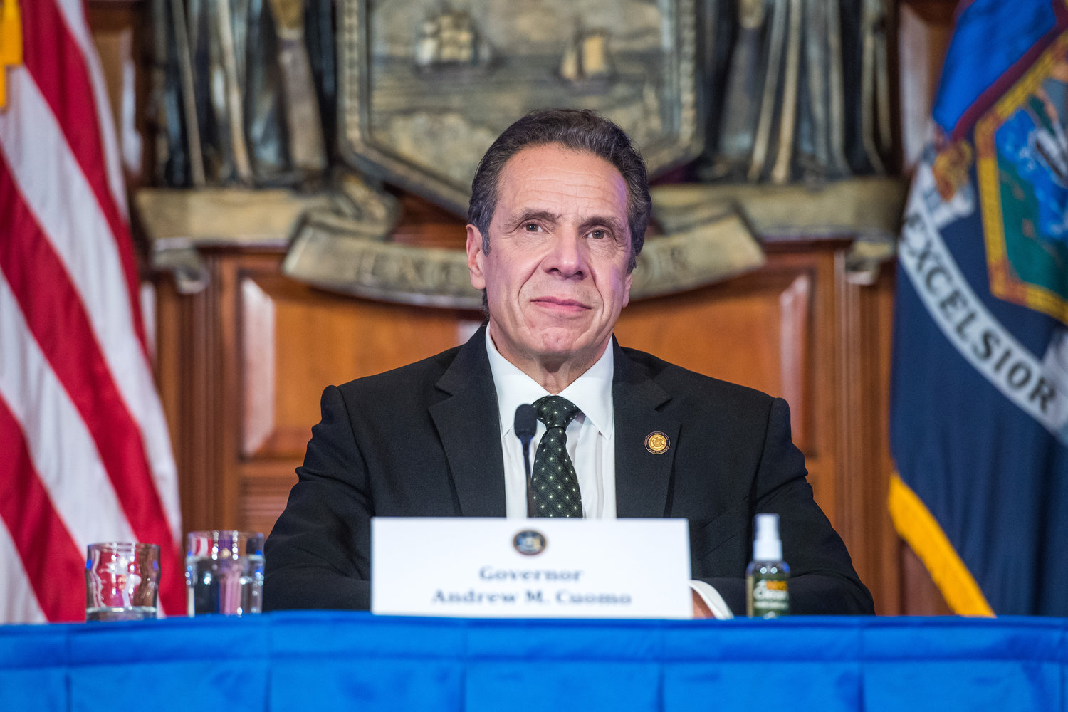 Gov. Andrew Cuomo issued a directive last year that nursing homes must take back coronavirus-positive patients from hospitals because of the limited number of hospital beds available in the wake of the pandemic. For months, Cuomo has been under fire for issuing this order as many believe it fueled the disease's spread in nursing homes, resulting in more deaths.