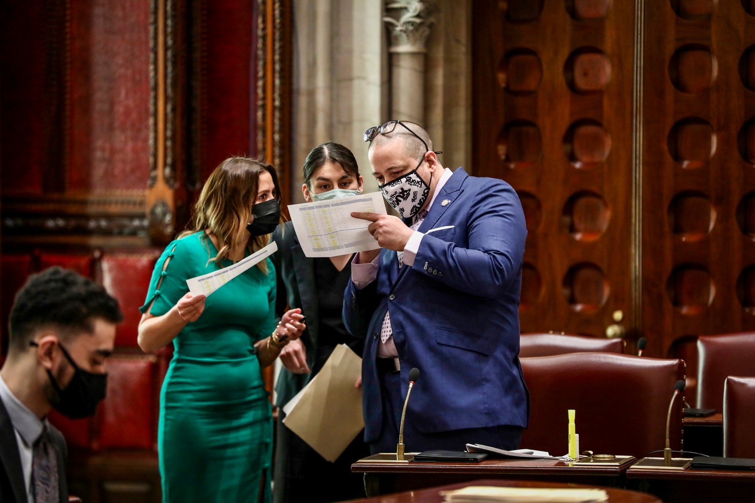 State Sen. Gustavo Rivera was one of the state lawmakers pushing to raise taxes on wealthy individuals, which were included in this year's state budget. Lawmakers say these taxes will generate a projected $4 billion a year to fund some of the spending in the $212 billion budget.