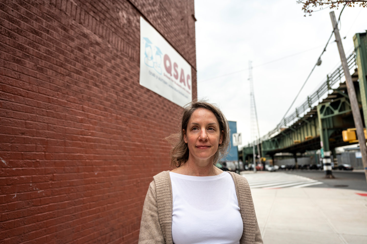 To Susan Silvestri, director of QSAC School for Students with Autism in the Bronx, autism advocacy goes beyond students, needing to represent teachers as well. Access to necessary resources isn't as easy for QSAC as it might be for public schools.