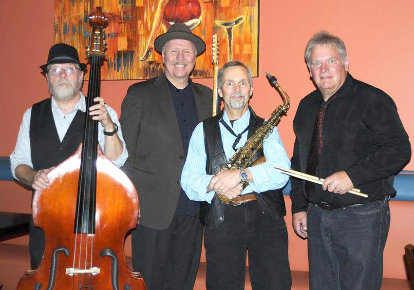 CONCERT JUNE 8 — Midnite Mike Grimaldi and the Bent Blinds  (Photo submitted)