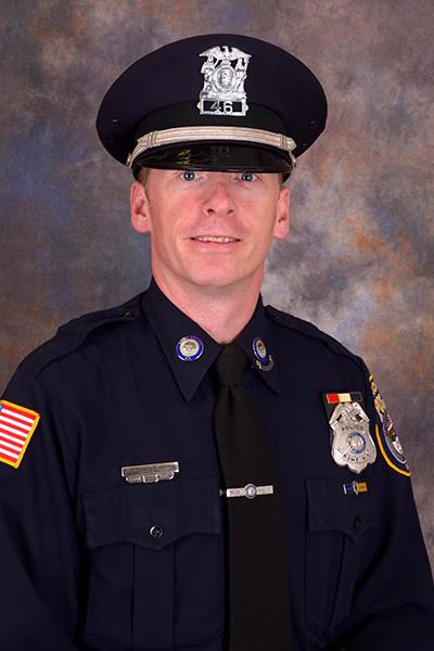 Officer Scott W. Hoag