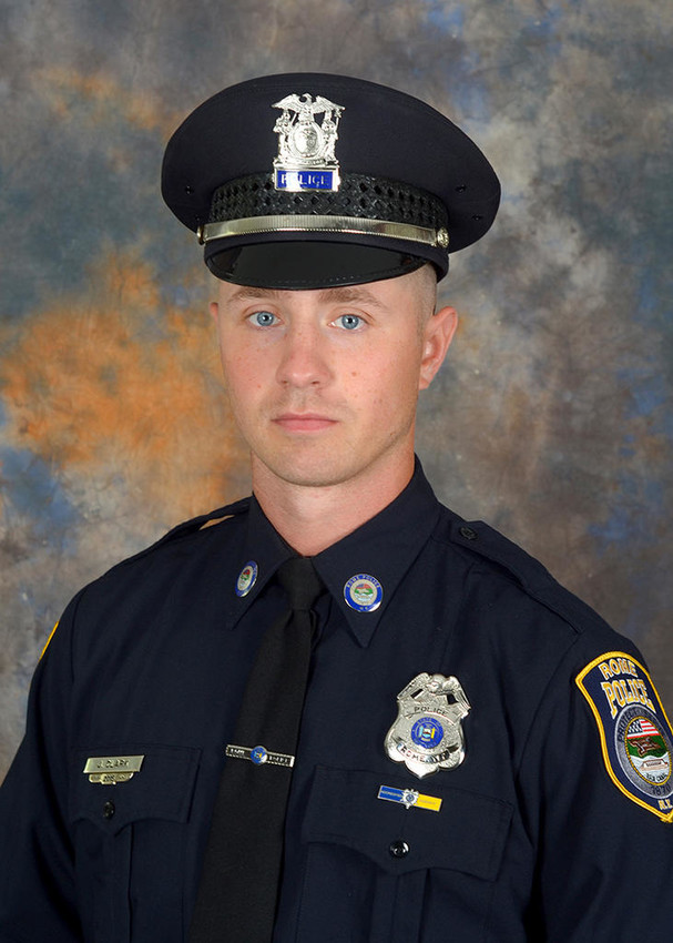 Patrolman Jacob Clark