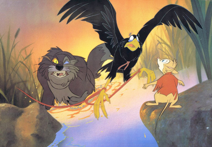 """AT THE CAPITOL — Can a colony of superintelligent lab rats help to save an ailing child? Find out tonight and Saturday during screenings of """"The Secret of Nimh"""" at the Capitol Theatre, 220 W. Dominick St.  The showings are part of the Capitol's popular Family Favorites series."""
