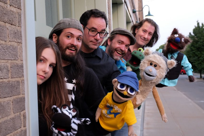 The Guild of Thespian Puppets