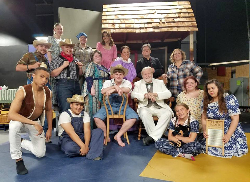 """IN CHARACTER — Players of Utica presents """"The Adventures of Tom Sawyer"""" starting Friday, Oct. 26, at 7:30 p.m. at Players of Utica, 1108 State St., Utica."""