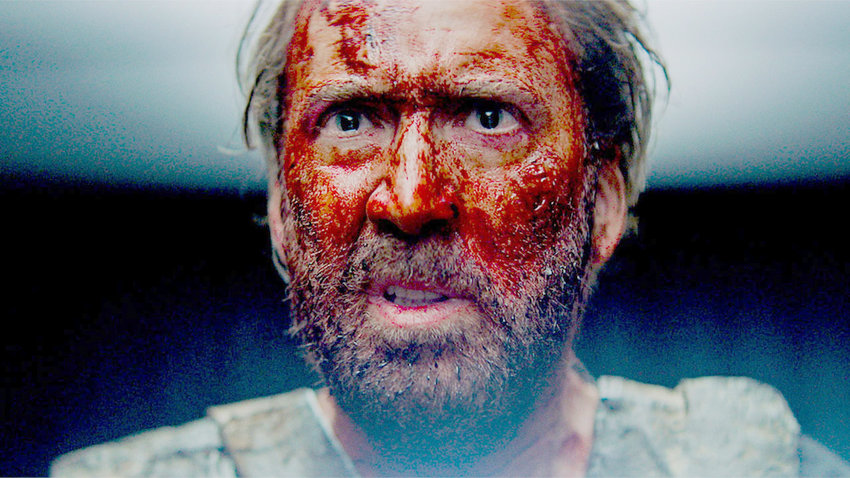 "HORROR FEATURE — Nicolas Cage appears in ""Mandy"" by Panos Cosmatos, an official selection of the Midnight program at the 2018 Sundance Film Festival."