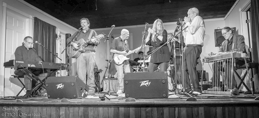 PERFORMANCE FRIDAY — The Merry Pranksters will bring their high-energy talents to Unity Hall, 101 Vanderkemp Ave., on Friday, Nov. 16.