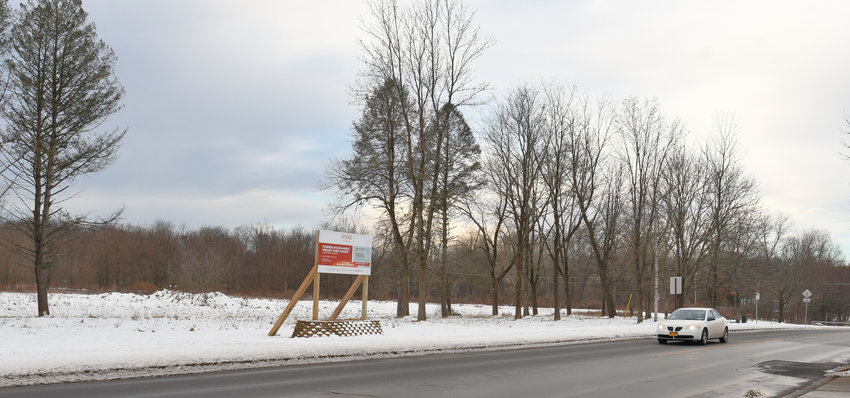 BIG PLANS — The Rome YMCA is planning to build a 62,000 square foot facility across from the Mohawk Valley Community College campus on Floyd Avenue, and will relocate there from its 301 W. Bloomfield St. location.