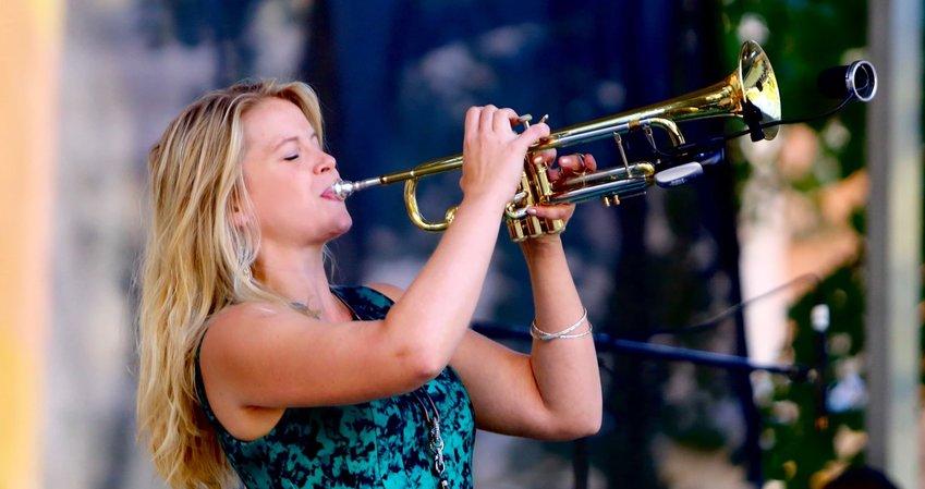 Bria Skonberg — The 2018-19 Munson-Williams-Proctor Arts Institute Concerts in the Court series continues with the Bria Skonberg Quintet 7:30 p.m., Saturday, Jan. 26.