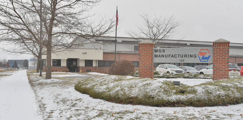 LAND DEAL — MGS Manufacturing at 122 Otis St. at Griffiss Business and Technology Park is entering a deal to buy its facility outright from Mohawk Valley EDGE, which now leases it to the company. MGS, maker of equipment for the wire, cable and fiber-optics industries, seeks to lower its costs in the highly competitive sector.