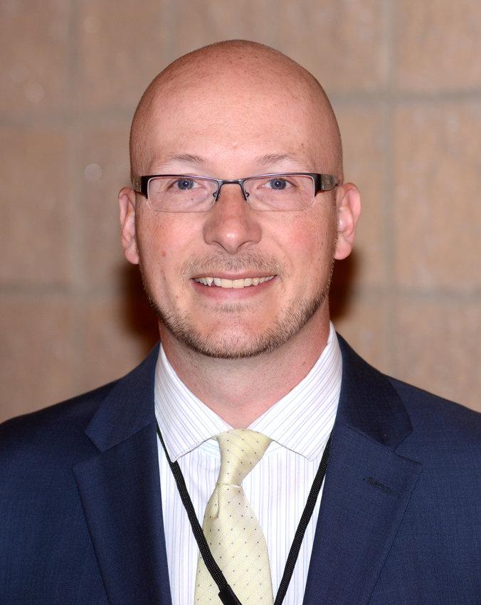 RFA principal Peter Blake