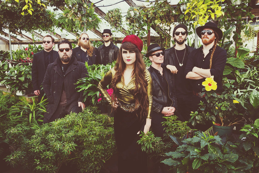 Soul star — Kat Wright and her eight-piece band is coming back to central New York to play at the Kirkland Art Center, 9 1/2 E. Park Row, at 8 p.m. Friday, May 10.