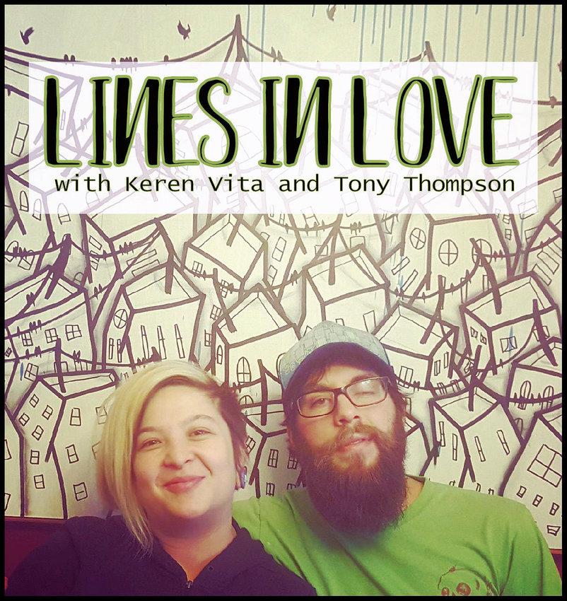 Keren Vita and Tony Thompson