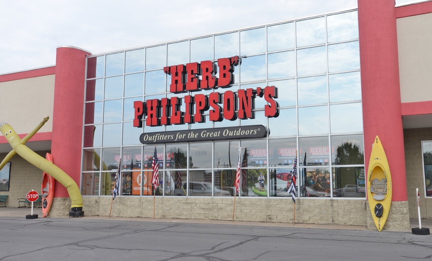 FOR SALE — Sporting goods retailer Herb Philipson's will auction off its assets, including its six stores, inventory and branding, as part of a deal reached in its Chapter 11 bankruptcy proceedings, according to court documents filed Wednesday. Owner Guy Viti said the move is an attempt to keep the company operating and in the area.