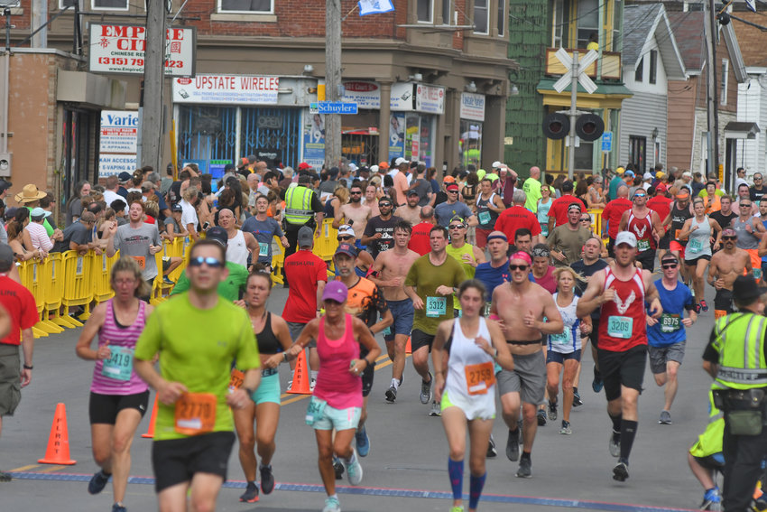 Sea of humanity 2019 Boilermaker