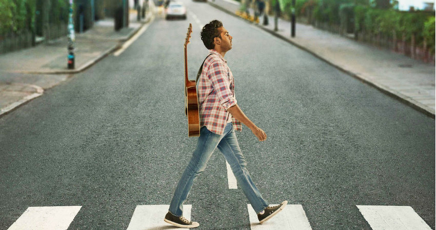 "ICONIC REFERENCE — Himesh Patel as Jack in ""Yesterday"""