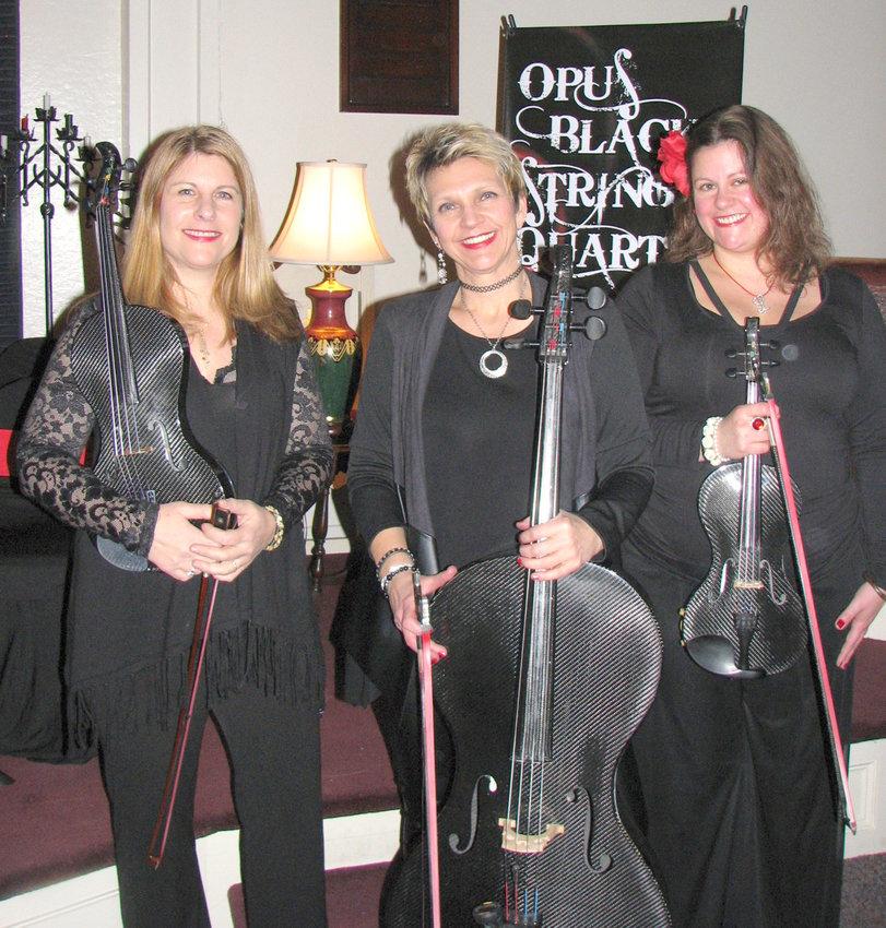 Opus Black Strings