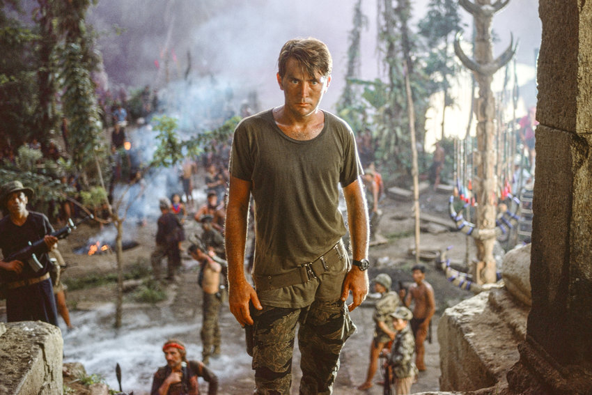 APOCALYPSE NOW — The film was now Golden Globe winner Martin Sheen's first lead role.