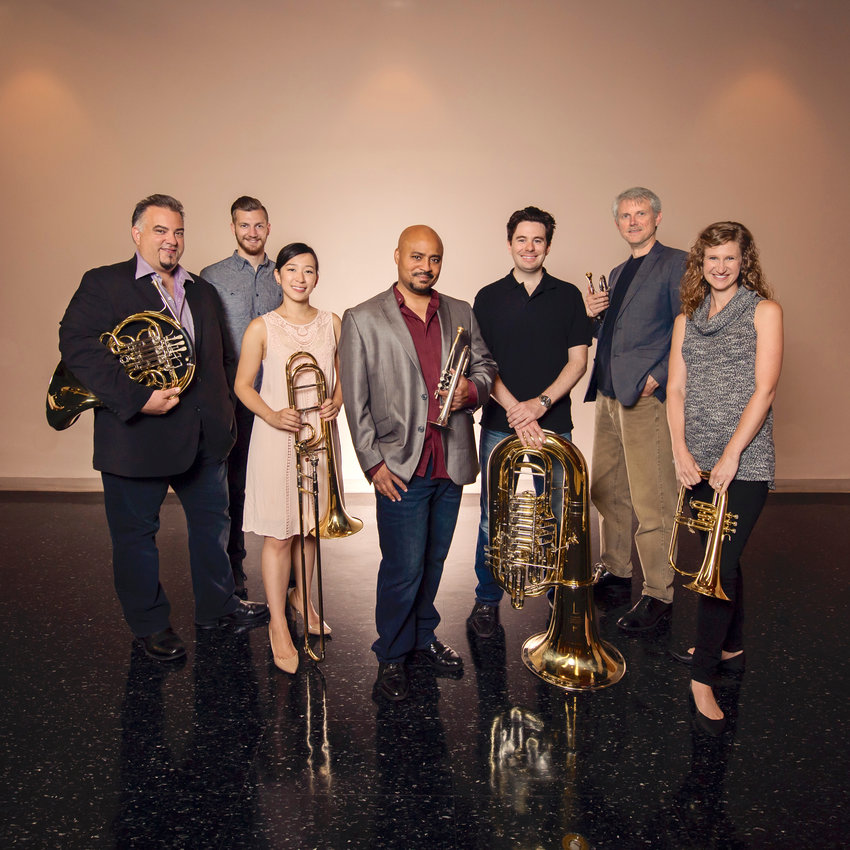 CONCERTS IN THE COURT — Rodney Marsalis Philadelphia Big Brass performs at 7:30 p.m., Nov. 16, at  to the Munson-Williams-Proctor Arts Institute.