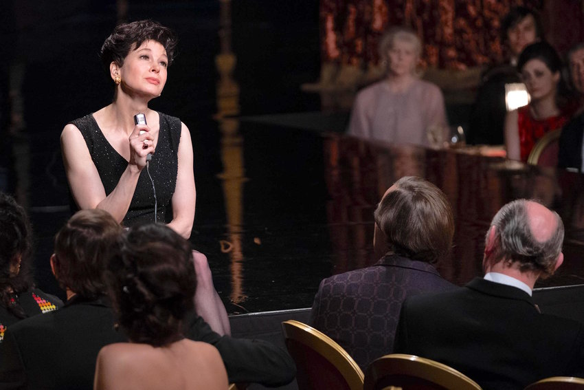 """STAR — Renée Zellweger as Judy Garland in """"Judy."""""""
