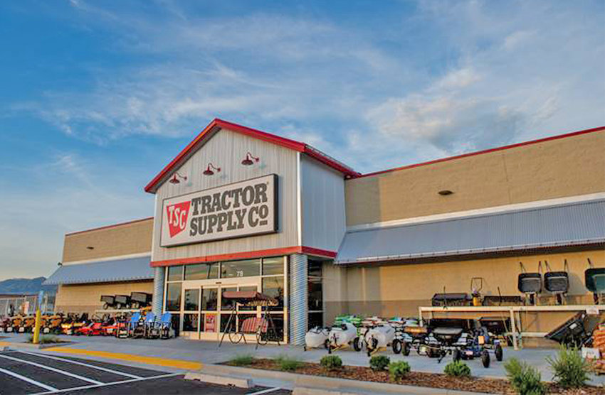 STORE GRAND OPENING — Tractor Supply Co. will mark the grand opening of its Boonville store on Nov. 21-24.