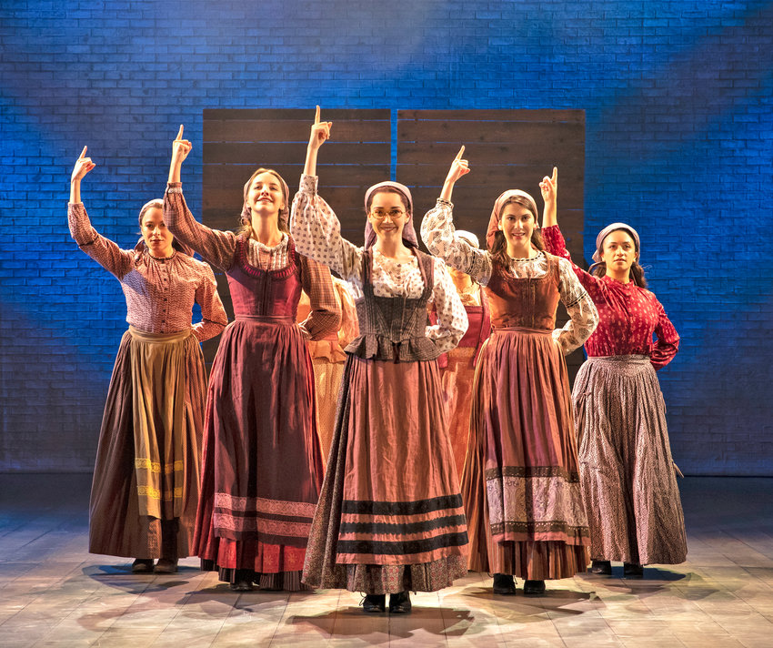"theatrical classic — The cast of ""Fiddler on the Roof,"" on stage at the Stanley Theatre at 7:30 p.m. Dec. 18 and 19."