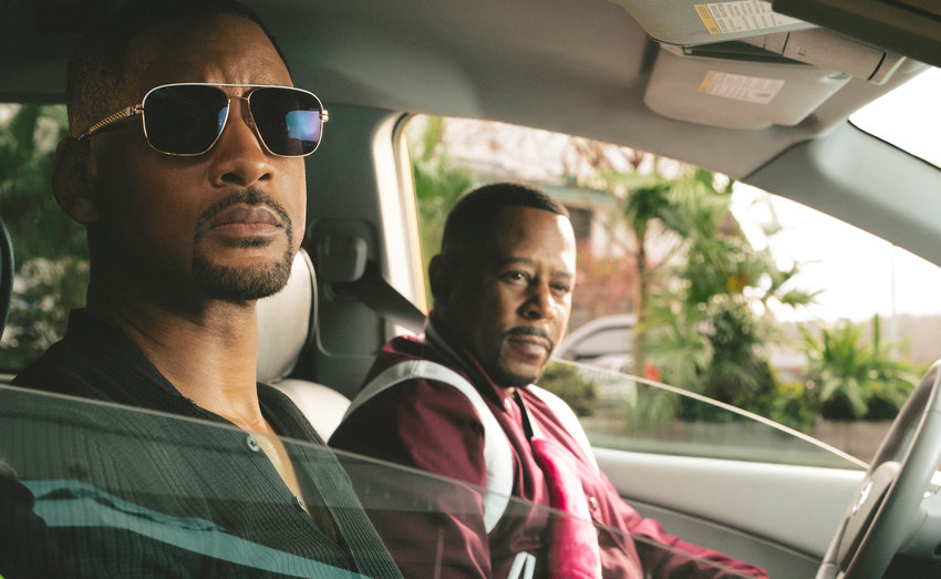 """BAD BOYS ARE BACK — Will Smith and Martin Lawrence star in Columbia Pictures' """"Bad Boys for Life."""""""