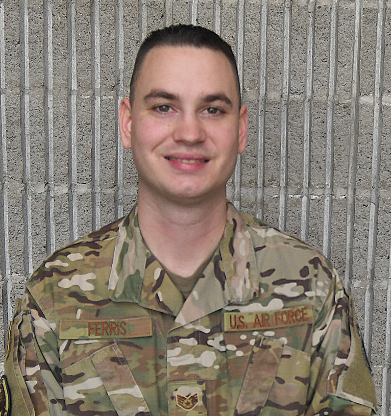 Staff Sgt. Jason Ferris