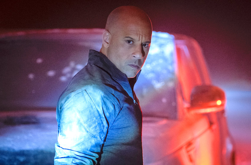 "STANDARD ACTION FLICK — Vin Diesel as Ray Garrison in a scene from ""Bloodshot."""